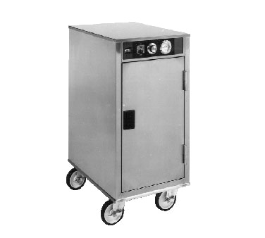 Carter-Hoffmann PH125 Mobile Heated Cabinet with Removable Slides, 5 Pans