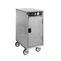 Carter-Hoffmann PH128 Mobile Heated Cabinet with Removable Slides, 8 Pans