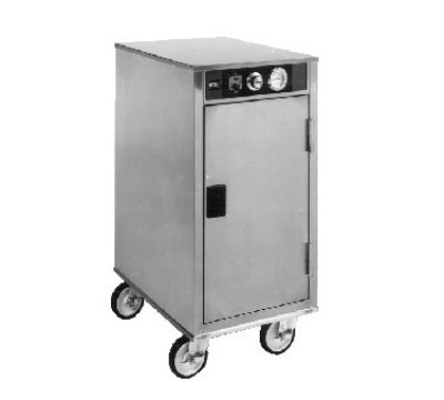 Carter-Hoffmann PH129 Mobile Heated Cabinet with Removable Slides, 9 Pans