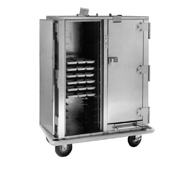 Carter-Hoffmann PH1420 Heated Cabinet with HD Correctional Features, 60 Trays