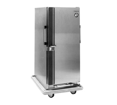 Carter-Hoffmann PH1800 Mobile Heated Cabinet with Extruded Aluminum Slides, 29 Trays