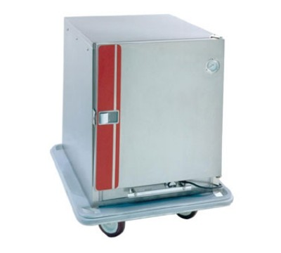 Carter-Hoffmann PH181 Mobile Heated Cabinet with Adjustable Slides, 12 Pans