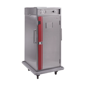 Carter-Hoffmann PH1820 Mobile Heated Cabinet with HD Correctional Features, 24 Pans