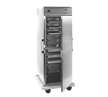 Carter-Hoffmann PH1835 Mobile Heated Cabinet with Adjustable Slides, 30 Pans