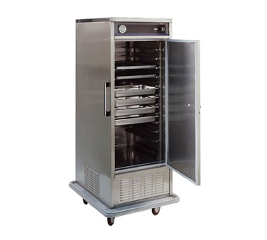 Carter-Hoffmann PHB480HE Mobile Refrigerated Cabinet with 12 Sheet Pan Capacity