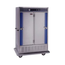 Carter-Hoffmann PHB650 Mobile Refrigerated Cabinet with 2-Doors Fixed Slides