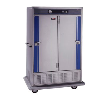 Carter-Hoffmann PHB650HE Mobile Refrigerated Cabinet with 2-Doors Fixed Slides