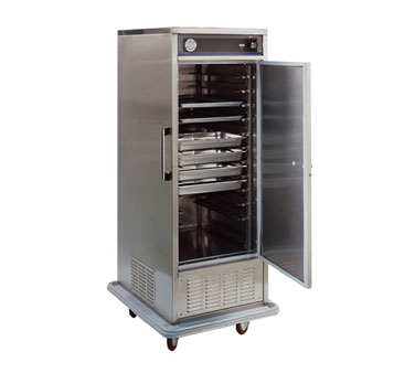 Carter-Hoffmann PHF825 Mobile Freezer Cabinet with Adjustable Slides, 18 Pans