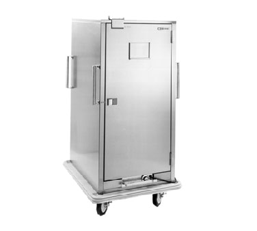 Carter-Hoffmann ST1811 Satellite Transport Cart, Full-Height