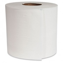 Center-Pull Hand Towels, 2-Ply, Perforated, 7 7/8 x 10, 6 Rolls/Carton