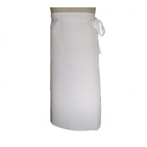 Chef Revival 402WA Reversible White Bistro Apron
