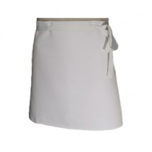 Chef Revival 403FW White Four-Way Bistro Apron