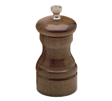 Chef Specialties 04150 Professional Series Capstan Walnut Pepper Mill, 4""