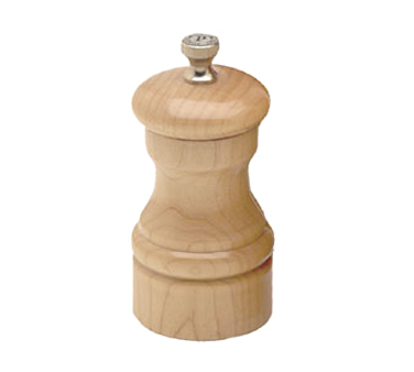 Chef Specialties 04350 Professional Series Capstan Walnut Pepper Mill, 4""