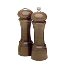 Chef Specialties 06150 Professional Series Capstan Walnut Pepper Mill, 6""