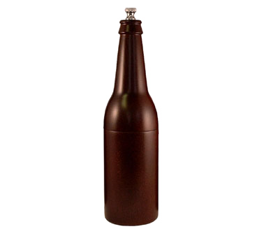 Chef Specialties 09052 Professional Series Beer Bottle Salt Mill, 9 1/2""