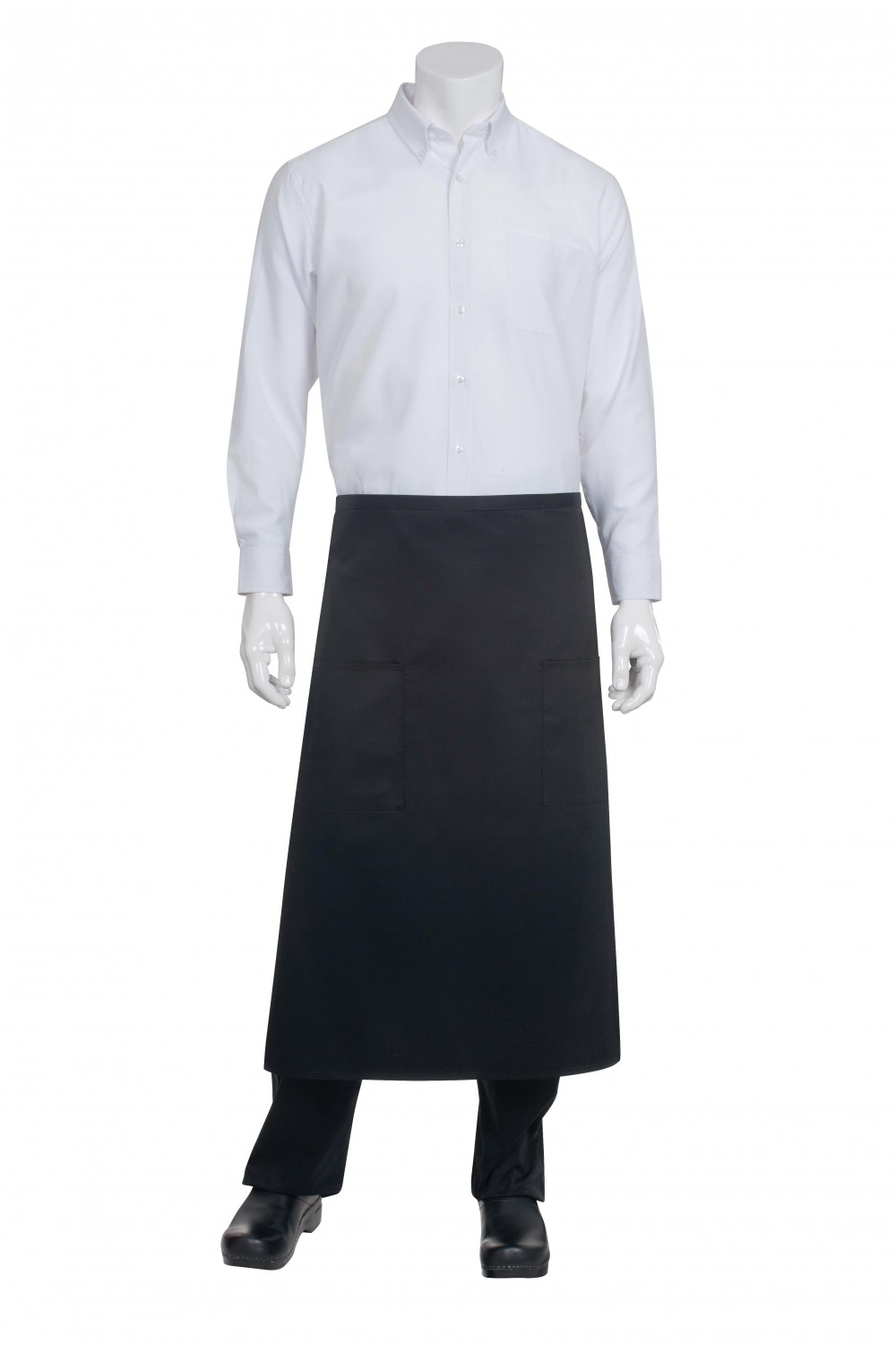 Chef Works 122A Two-Pocket Bistro Apron