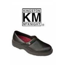 Chef Works 1501 Kingston McKnight Men's Wide Slip Resistant Restaurant Chef Clog
