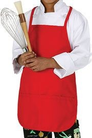 Chef Works A3002 Kid's Chef Apron