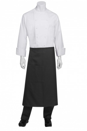 Chef Works A600 Waffle Weave Bistro Apron