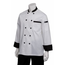 Chef Works BBTR Dijon Basic Chef Coat