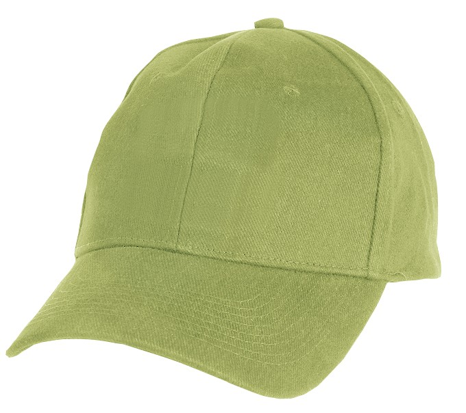 Chef Works BCCA Cotton Solid Color Chef Baseball Cap