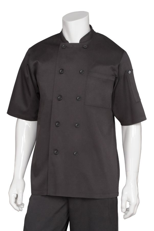 Chef Works BLSS Chambery Basic Chef Coat