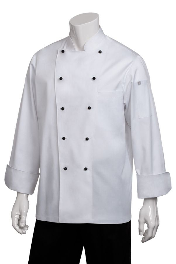 Chef Works BSPC Chaumont Executive Chef Coat