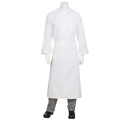 Chef Works CFLA Full Length Chef Apron