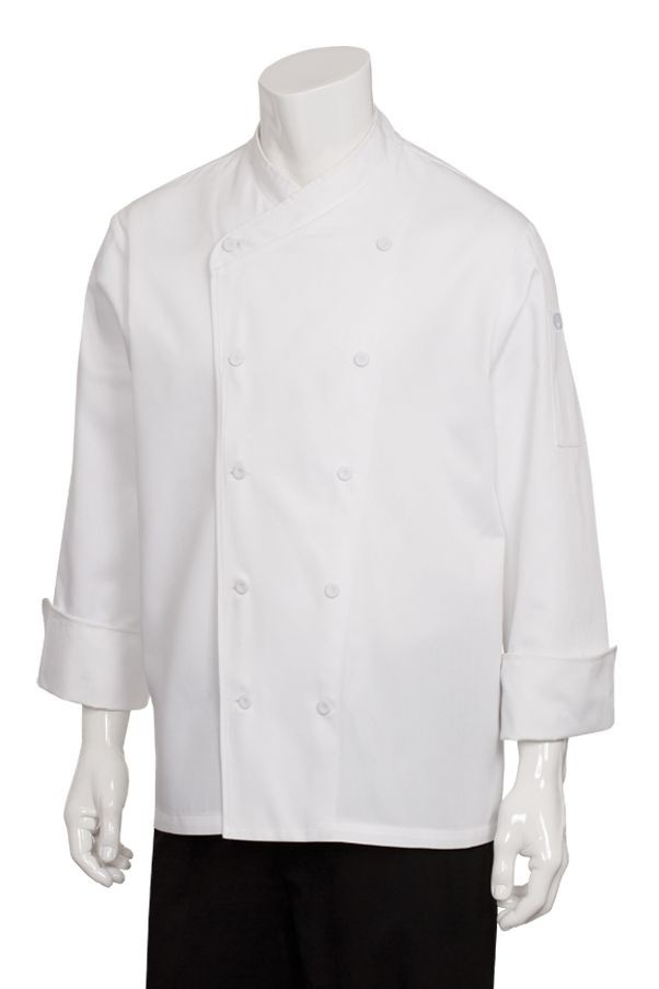 Chef Works COCC St. Maarten Basic Chef Coat
