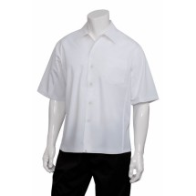 Chef Works CSCV-WHT Cool Vent Cook Shirt, White