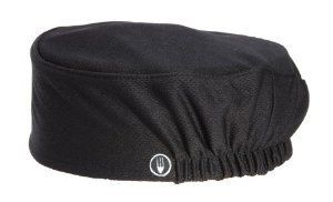 Chef Works DFAO-BLK Total Vent Women's Black Beanie