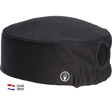 Chef Works DFAOW Total Vent Womens Black Beanie