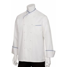Chef Works ECRI Ritz Egyptian Cotton Chef Coat