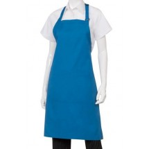"Chef Works F8 Poly/Cotton Butcher Apron, 34"" Length"