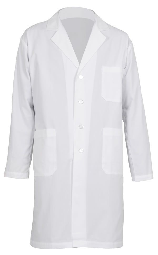Chef Works LABC Unisex Lab Coat