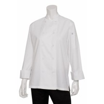Chef Works LWLJ Sofia Executive Women's Basic Chef Coat