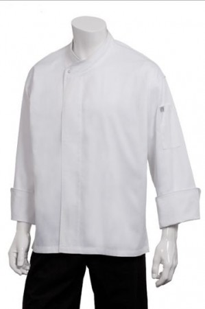 Chef Works PCDF Tours Cool Vent Executive Chef Coat