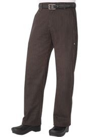 Chef Works PSER-SPS Spice Stripe Professional Series Chef Pants
