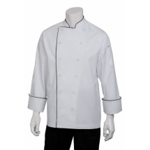 Chef Works RECC Reims Executive Chef Coat, White
