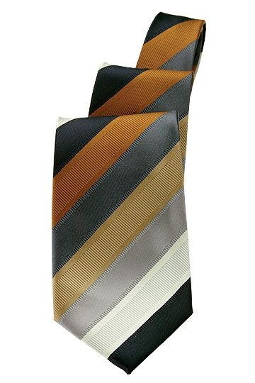 Chef Works TP6S Tone Stripe Tie