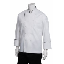 Chef Works TRCC Sicily Executive Chef Coat, White