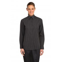 Chef Works W300 Womens Classical Pin Stripe Shirt