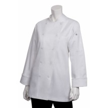 Chef Works WECC St. Tropez Women's Executive Chef Coat