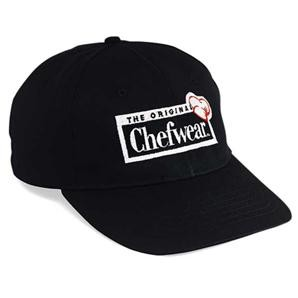 Chefwear 1410-03 Cotton Twill Logo Baseball Cap