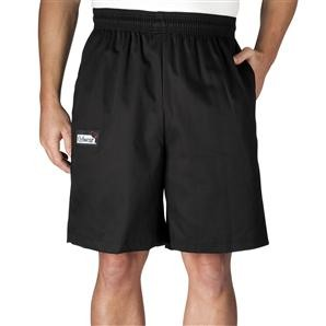 Chefwear 3800-30 Black Ultimate Shorts
