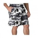 Chefwear 3850-89 Arctic Camouflage Cargo Shorts