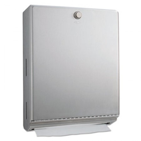 ClassicSeries Surface-Mounted Paper Towel Dispenser, 10 13/16