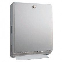 """ClassicSeries Surface-Mounted Paper Towel Dispenser, 10 13/16""""x3 15/16""""x14 1/16"""