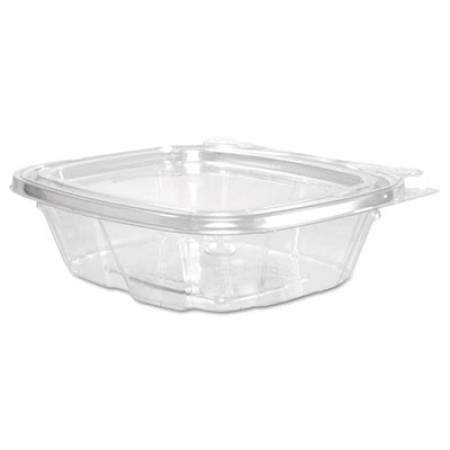 ClearPac Container, 4.9 x 1.4 x 5.5, 8 oz, Clear, 200/Carton